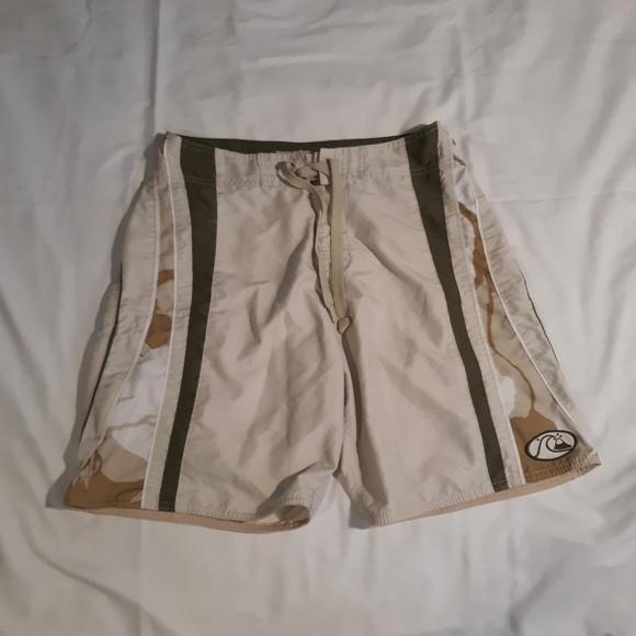 Quiksilver Boys Aiyaru Youth Walk Shorts
